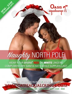 Naughty North Pole!