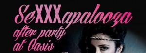 Sexapalooza After Party @ Oasis Aqualounge | Toronto | Ontario | Canada