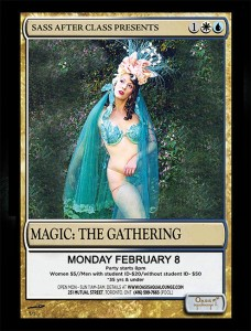 Magic The Gathering: Cube Draft Event