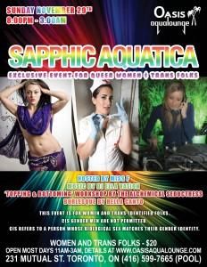 Sapphic Aquatica_Sunday Nov29-15_web