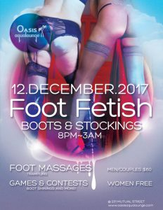 Foot Fetish Fantasy: Boots and Stockings