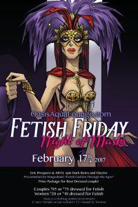 Fetish Friday-Night of Masks