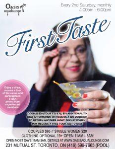 Bonus First Taste