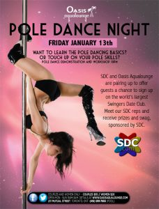 SDC & Pole Envy-Meet & Greet