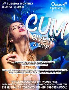 Cum Give It A Shot