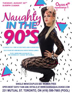 Naughty in the 90's
