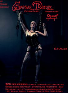 Oasis After Dark: A New Dawn & Rope Demo with Elwood
