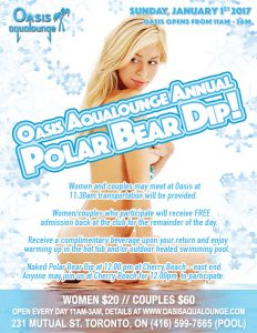 Annual Naked Polar Bare Dip