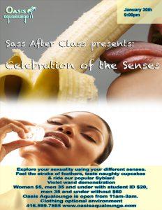 Celebration of the Senses