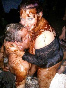Kara's Cake Wrestling Birthday Party