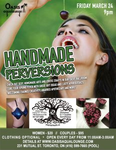 Hand Crafted Perversion-Sexy Unique Gifts