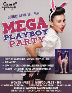 MEGA Playboy Party