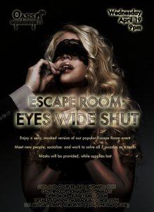 Escape Room: Eyes Wide Shut