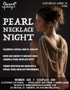 Pearl Necklace Night