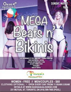 MEGA Beats & Bikinis