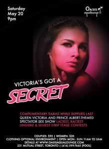 Victoria's Got A Secret