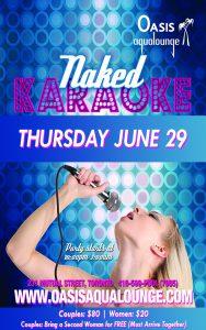 Naked Karaoke