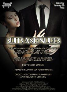 Suits & Nudes