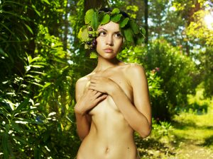 World Naked Gardening Day; Plant Potted Petals